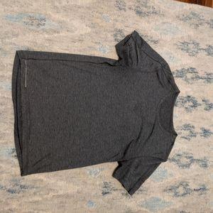Lululemon performance shirt.